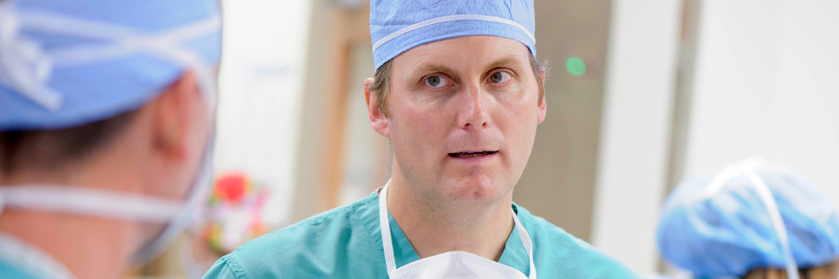 Memorial Sloan Kettering surgeon Peter Allen is an expert in treating pancreatic cancer (pancreas cancer)