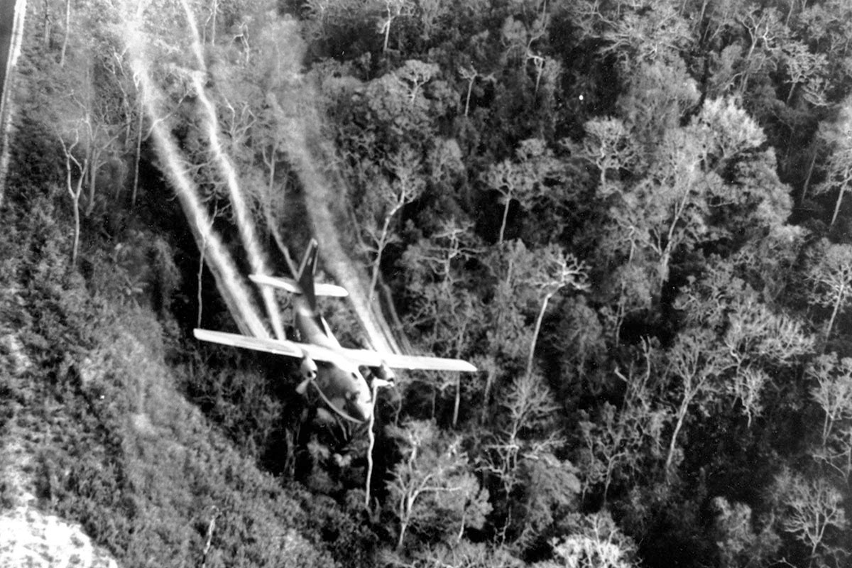 Agent Orange Linked To Increased Risk Of Mgus In Some Vietnam Veterans Memorial Sloan Kettering Cancer Center