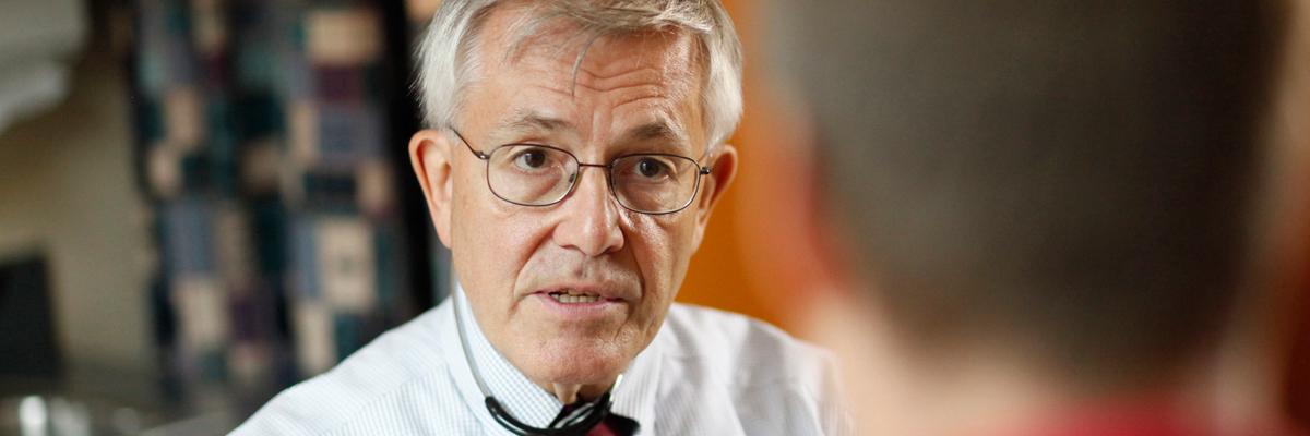 MSK Medical Oncologist George Bosl
