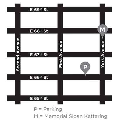 Map of parking