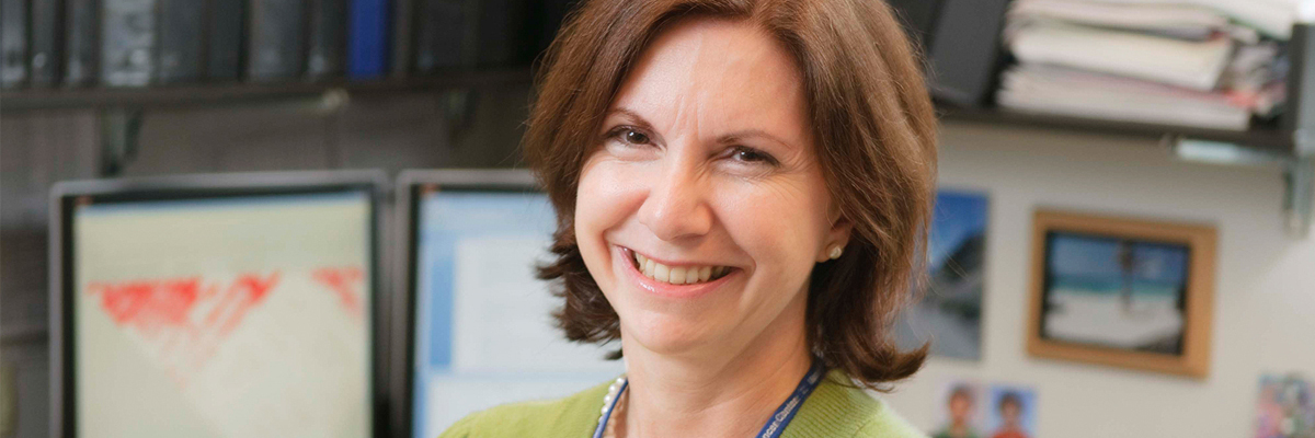 Irene Orlow, Associate Attending Biologist