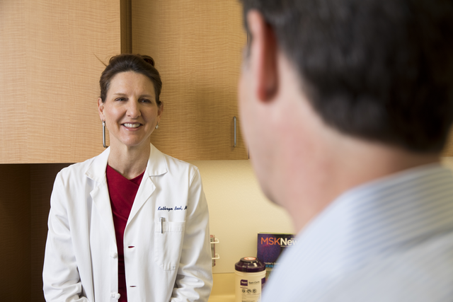 Pituitary tumor expert Kathryn Beal
