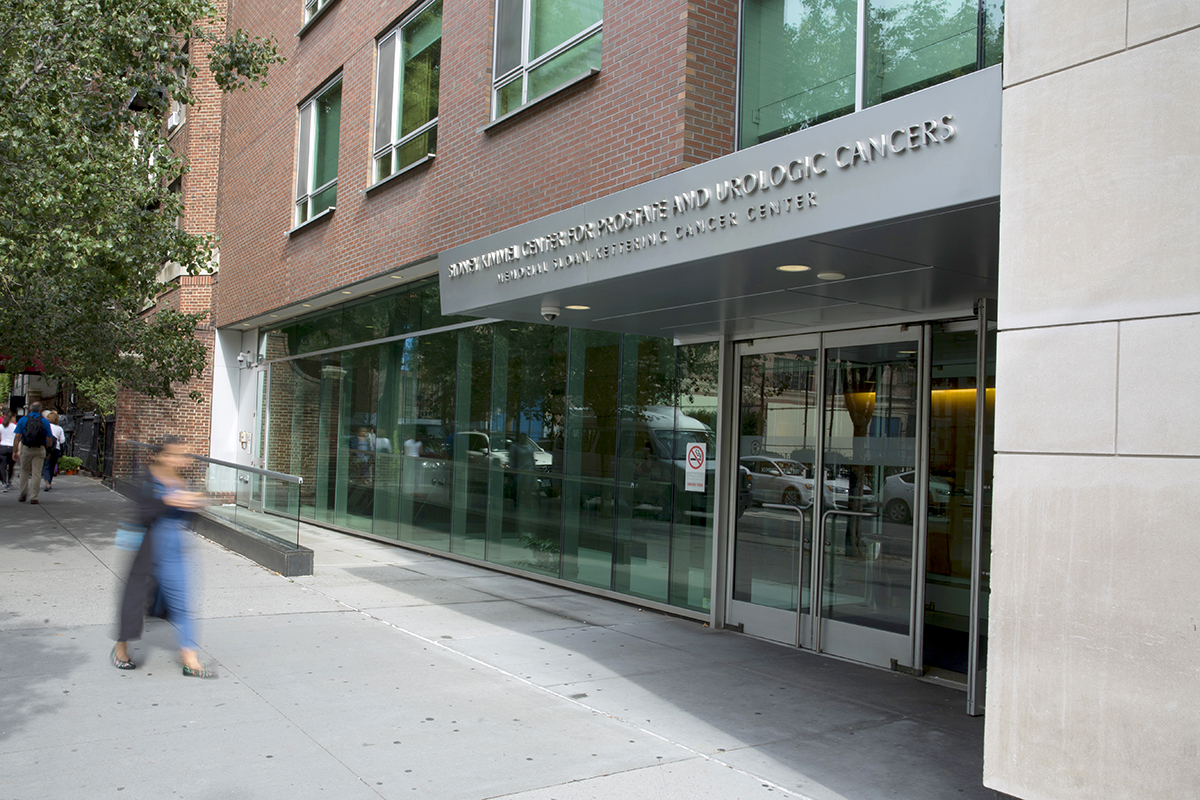 Sidney Kimmel Center for Prostate and Urologic Cancers | Memorial