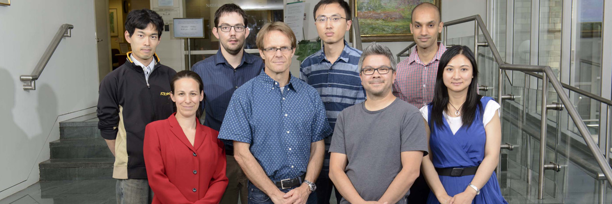 Pictured: CSCB Fellows