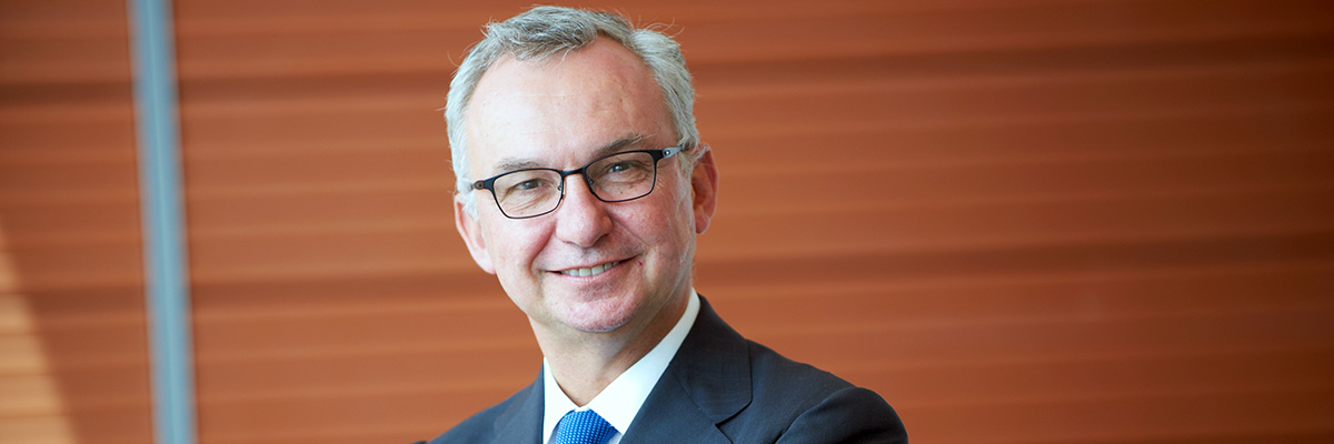 Physician-in-Chief José Baselga