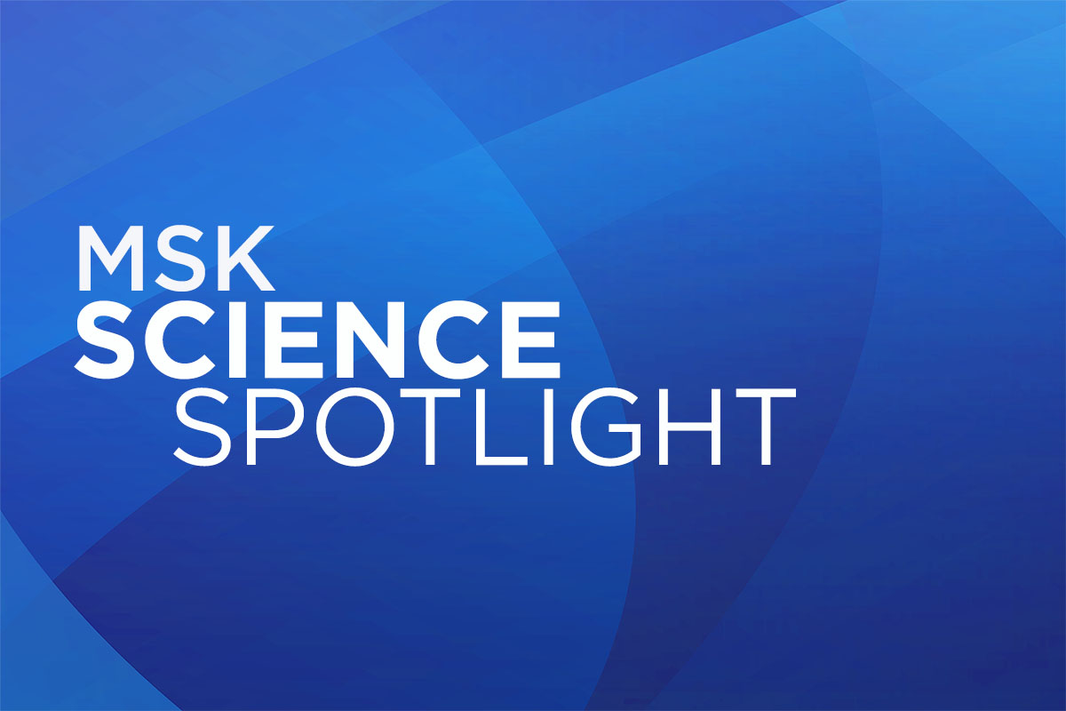 MSK Science Spotlight