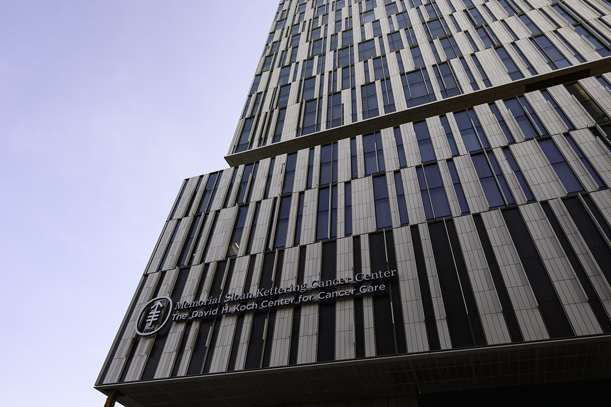 David H. Koch Center for Cancer Care at Memorial Sloan Kettering Cancer Center