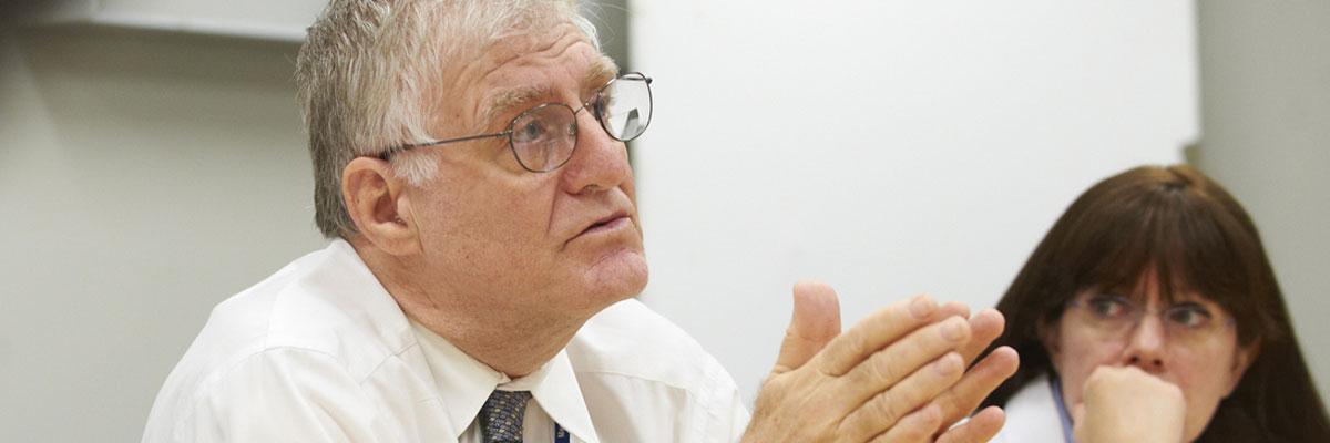 Acute leukemia expert Dan Douer