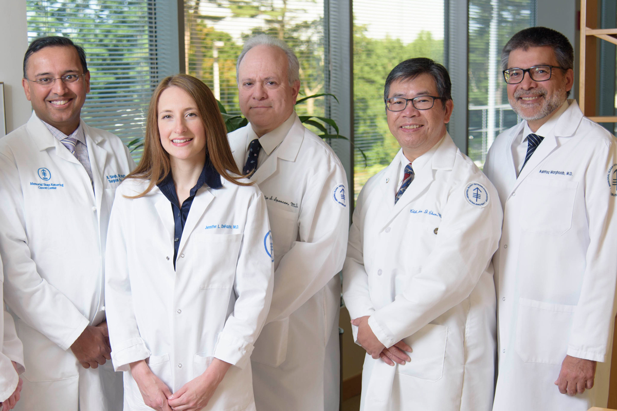 Physicians at Memorial Sloan Kettering Skin Cancer Center Hauppauge