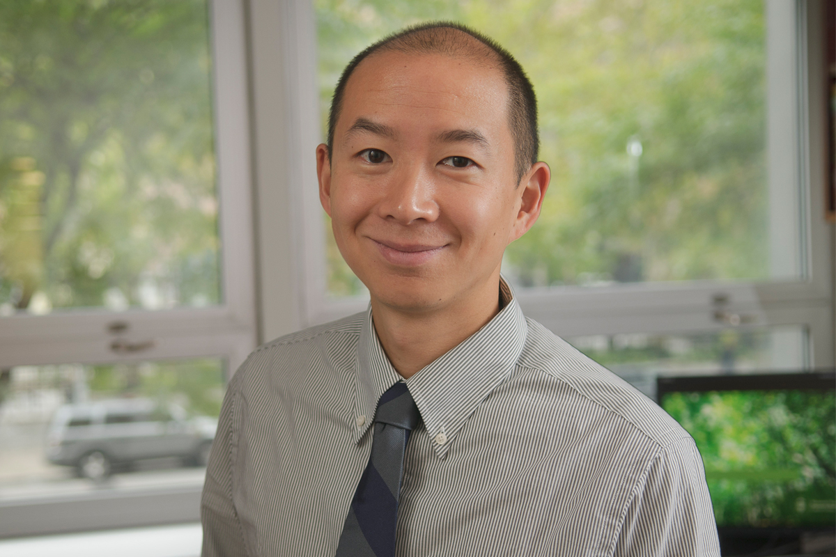 Radiation oncologist and CyberKnife expert Abraham Wu