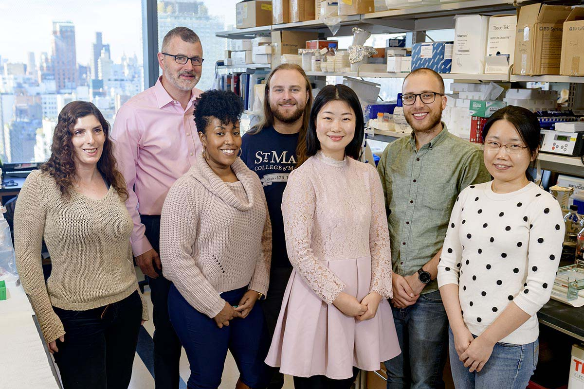 Tobias Hohl Lab Group