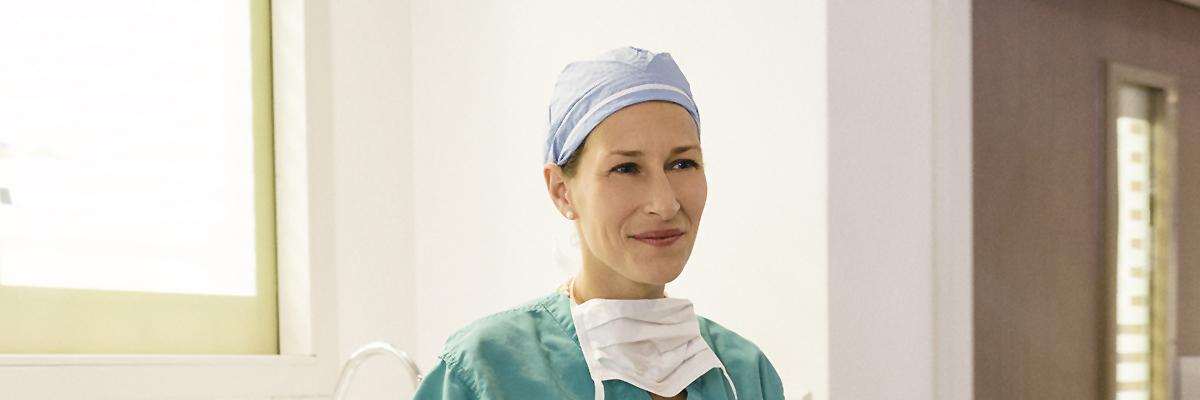 Memorial Sloan Kettering surgeon Elizabeth Jewell