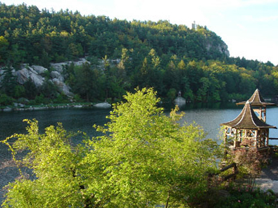 Lake Mohonk, diversity oriented synthesis, rational drug design, and chemical biology research