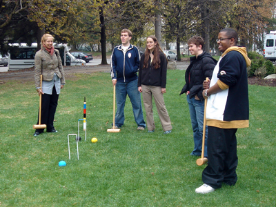 Croquet1, diversity oriented synthesis, rational drug design, and chemical biology research