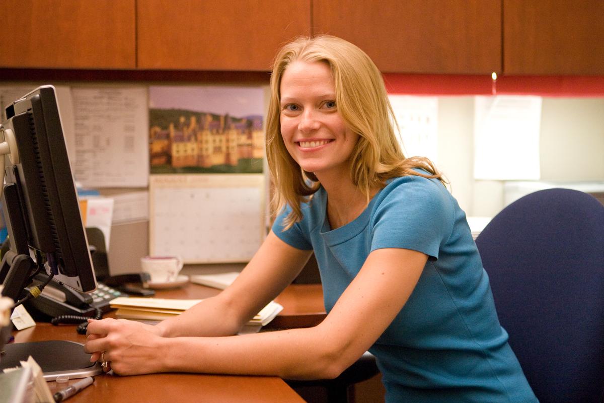Genetic Counselor Megan Harlan