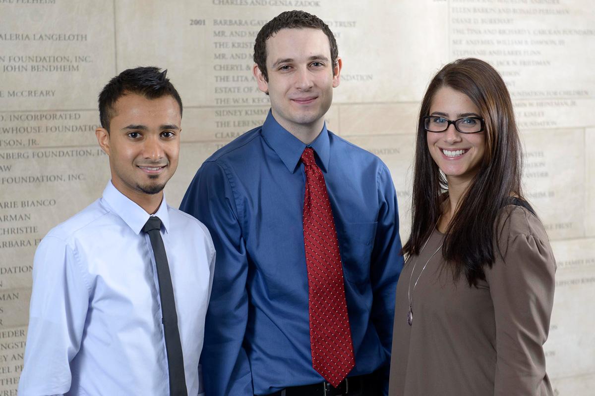 Neel Shah, Edward Kastenhuber & Emily Casey