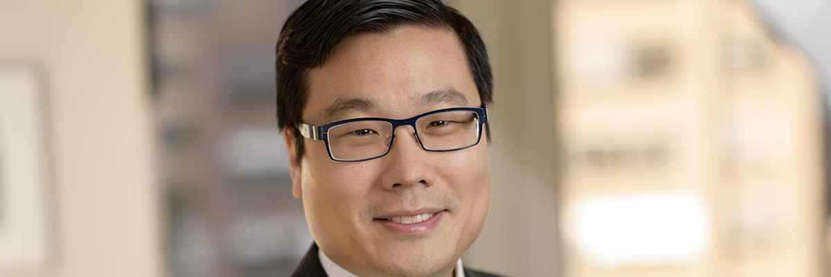 Memorial Sloan Kettering medical oncologist Paul Paik