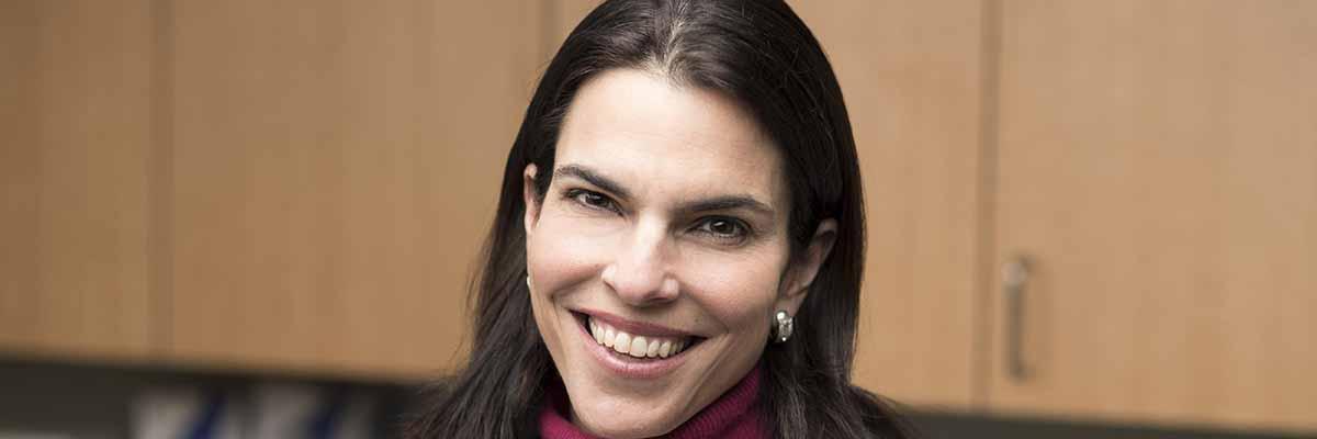 Memorial Sloan Kettering medical oncologist Diane Reidy Lagunes