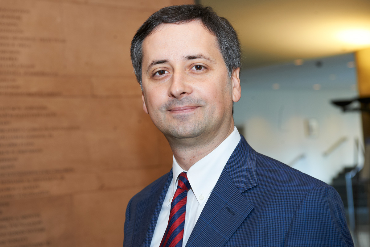 Pictured: Victor E. Velculescu, MD, PhD