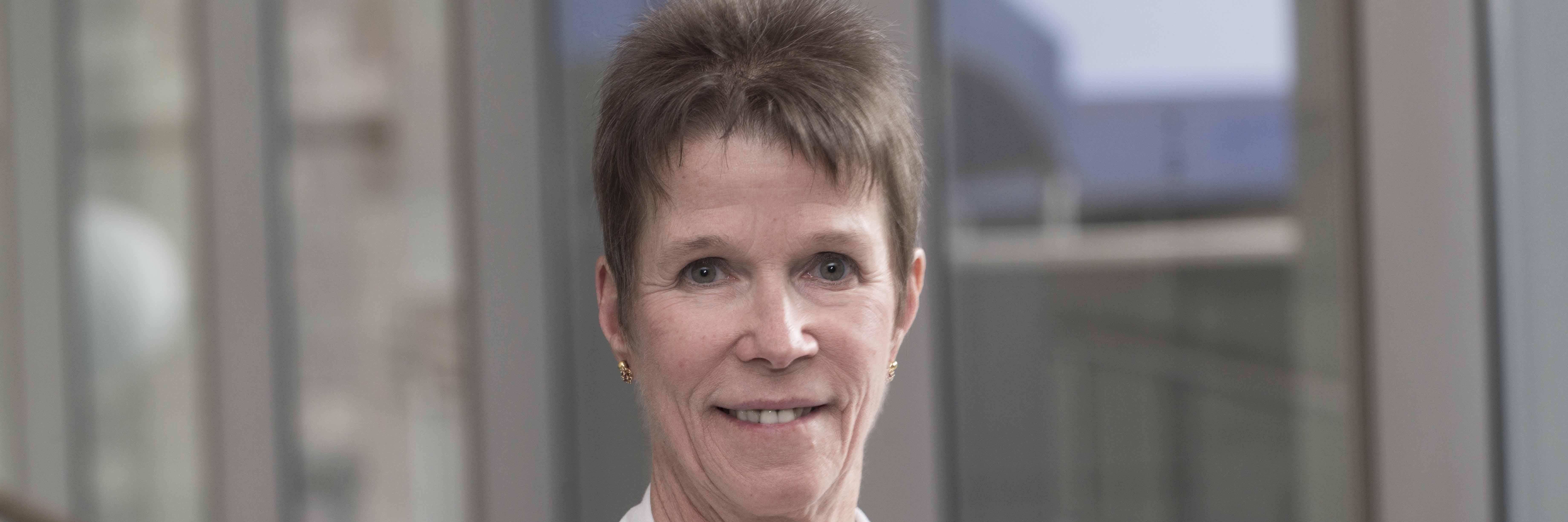 Memorial Sloan Kettering radiologist Karen Brown