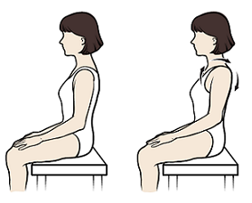Exercises after your axillary lymph node dissection memorial sloan shoulder rolls publicscrutiny Gallery