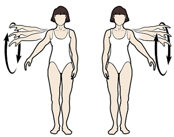 Figure 3. Arm circles