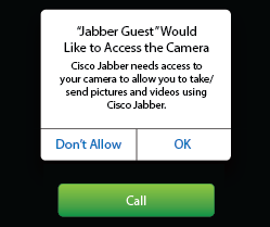 Figure 2. Accessing your camera