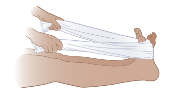 Figure 4. Foot stretches