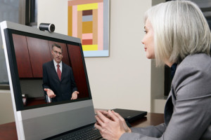 Cisco videoconferencing system similar to the ones at MSK Westchester