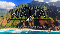 Flying over Hawaii - 1.5 hours