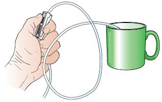 Tube Feeding Using the Gravity Method | Memorial Sloan