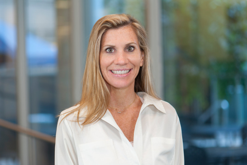 Nurse practitioner Amy Devigne