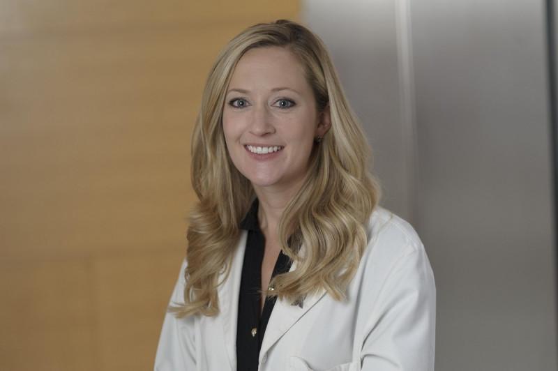 Nurse practitioner Dyana Sumner