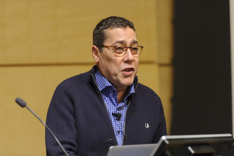 "Ali Brivanlou of The Rockefeller University presents ""Dynamic  Patterns: self-organization of human embryonic cells"""