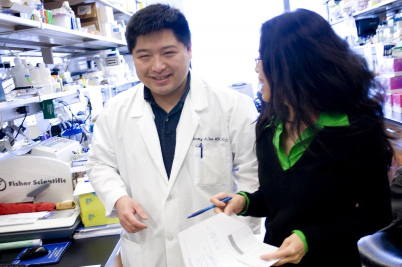 Timothy Chan, Director of the Division of Translational Oncology