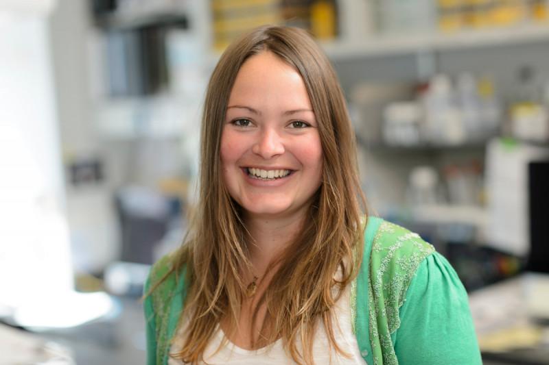 Nathalie Saurat, Ph.D.