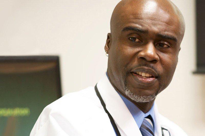 Wayne Quashie, Clinical Nurse Specialist