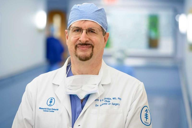 MSK surgeon Jeffrey Surgeon