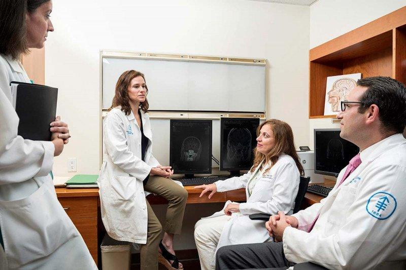 Multidisciplinary Pituitary and Skull Base Tumor team