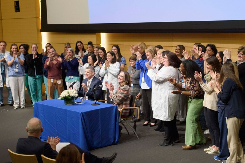 MSK Celebrates Prestigious Recognition for Nursing Excellence
