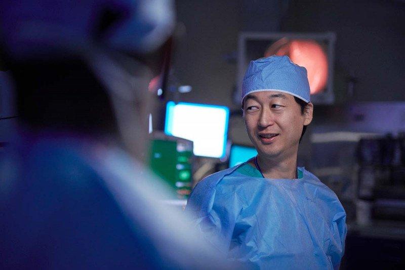 Memorial Sloan Kettering gastroenterologist Makato Nishimura