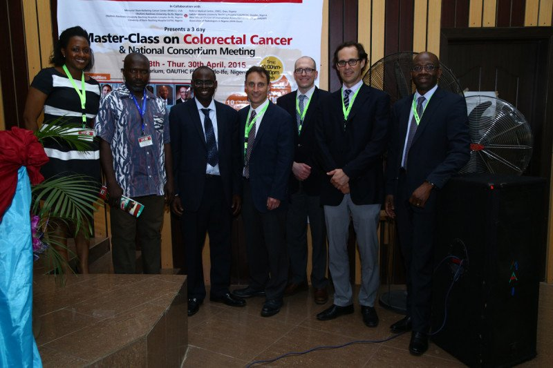 The African Research Group for Oncology Faculty