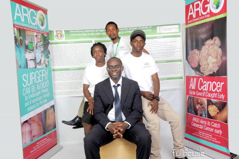 Obafemi Awolowo University Science Fair in Ife, Nigeria