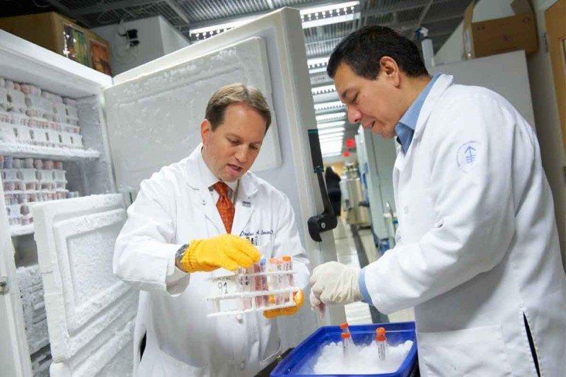 Gynecologic oncologist Douglas Levine