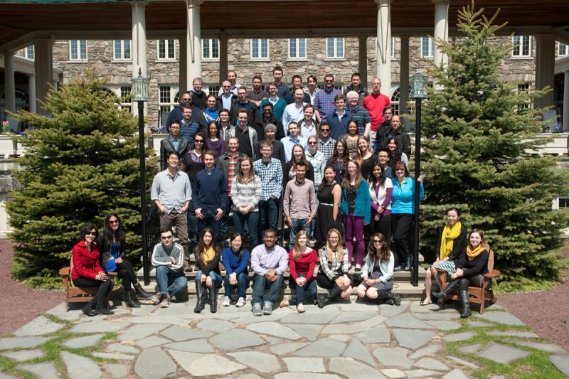 Participants at GSK's 3rd biennial retreat in 2014. Photo by: Suzanne Camarata Ball.