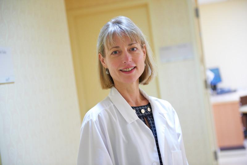Leiomyosarcoma expert Martee Hensley