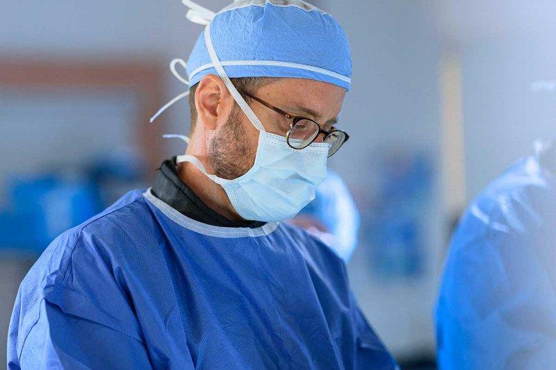 Neurosurgeon Ori Barzilai