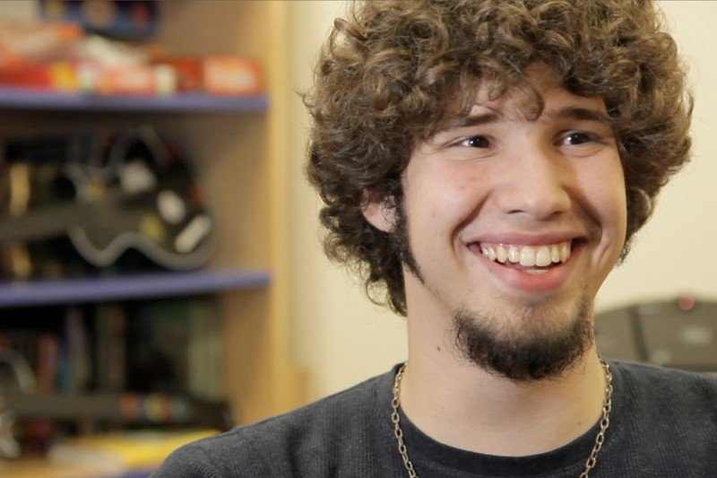 Meet patient Michael Rucci, who was diagnosed with acute myelogenous leukemia at 16. Now a cancer survivor and college student, he's ready to take the world by storm.