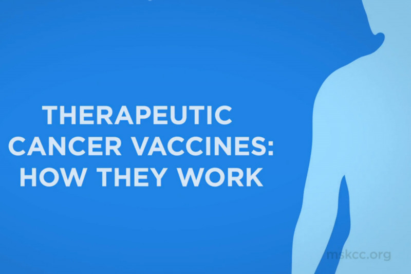 Therapeutic cancer vaccines train your body to protect itself against its own damaged or abnormal cells — including cancer cells.