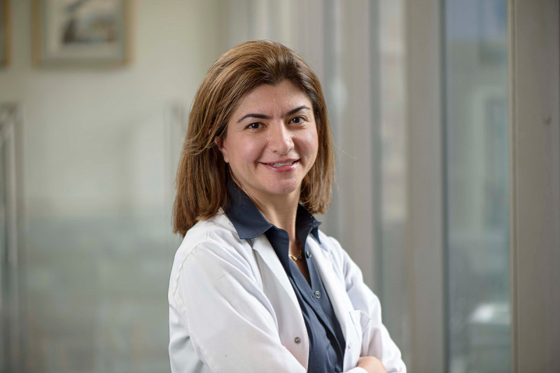 Dr. Dahi specializes in stem cell transplants at Memorial Sloan Kettering.